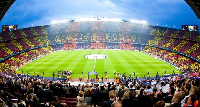 Qatar Airways despega del Nou Camp: ¡¡MAYDAY, MAYDAY!!